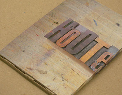 HOOTENANNY CD PACKAGE DESIGN
