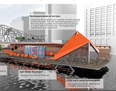 Redefining Boston's Historic Northern Avenue Bridge