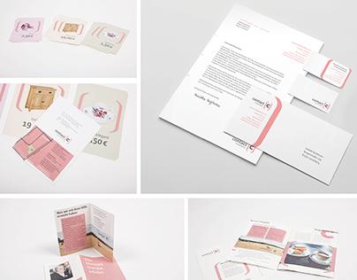 in contact – corporate design