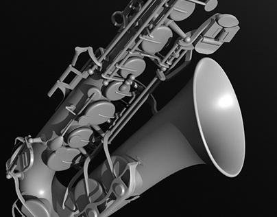 3D Modeling 2 - Musical Instruments
