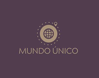 IDENTIDAD VISUAL MUNDO ÚNICO