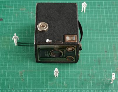Target Camera Drop Box