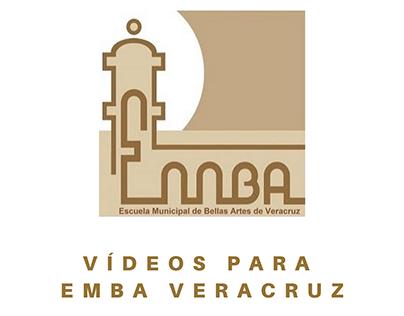 Vídeos para EMBA Veracruz