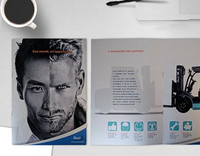 Baoli carrelli elevatori - Brochure