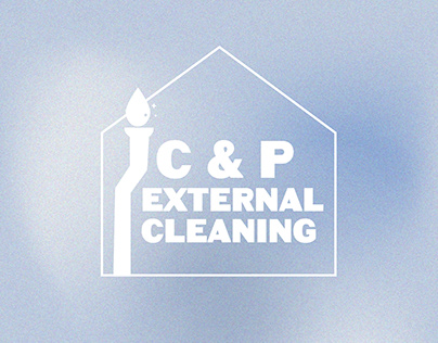 C & P External Cleaning Service logo