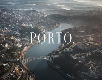 Discovering Porto.