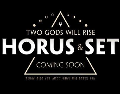Horus & Set Announcement
