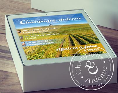 e-magazine Champagne-Ardenne