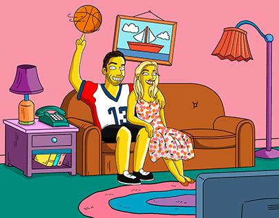 The Simpsons Adaptation