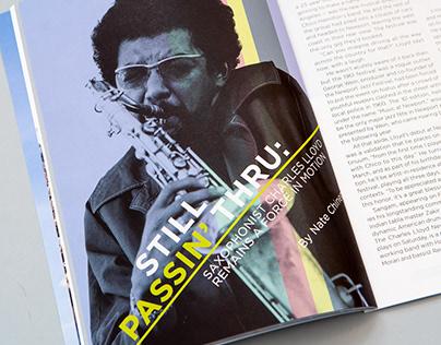 Still Passin' Thru - Book Design