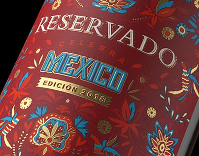 RESERVADO CELEBRA MEXICO 2018 | Concha y Toro