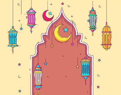 Ramadan Kareem Motion