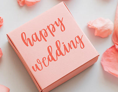 examples of using fonts on greeting cards