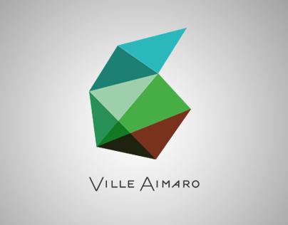 Ville Aimaro - Corporate identity