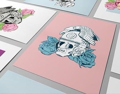 Gladiator print