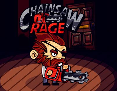 """CHAINSAW RAGE"" Game Design"