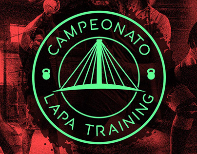 Branding Campeonato Training