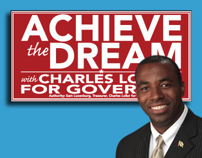 Charles Lollar For Governor