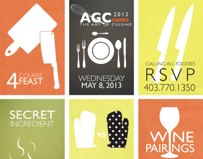 AGCcooks 2013: The Art of Cuisine/Culinary Competition