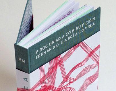 CATÁLOGO FERNANDO  GARCÍA CORREA /  RM