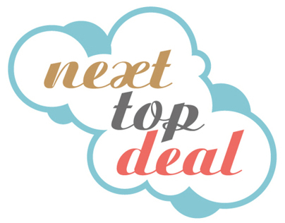 Next Top Deal – Identity and website overhaul