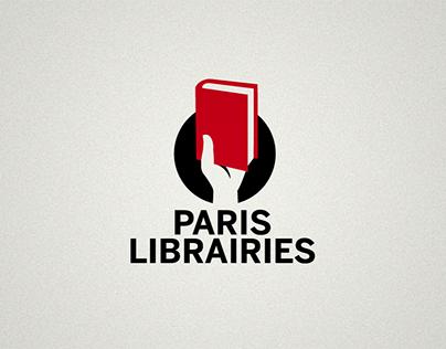 Paris Librairie Brand Design