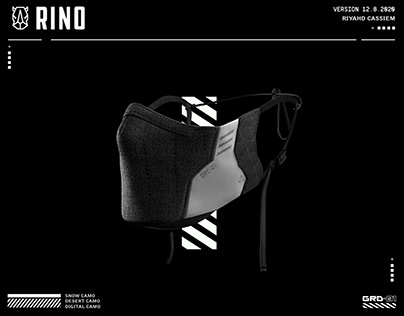 Rino Ready Mask