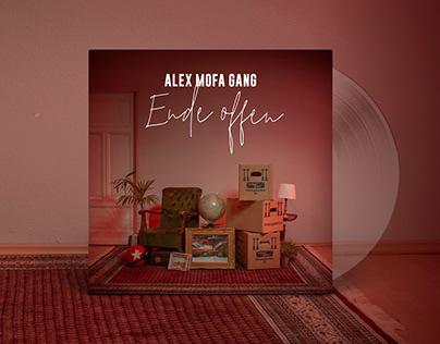 "Alex Mofa Gang: ""Ende Offen"" Album-/Tourkampagne"