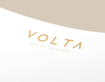 Volta Ceilings - Identity & Brand Activation