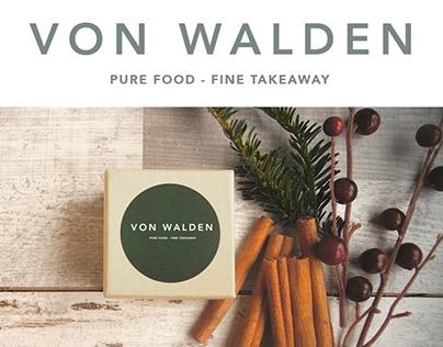 Von Walden - Branding and Packaging