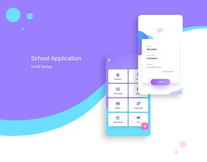 School application