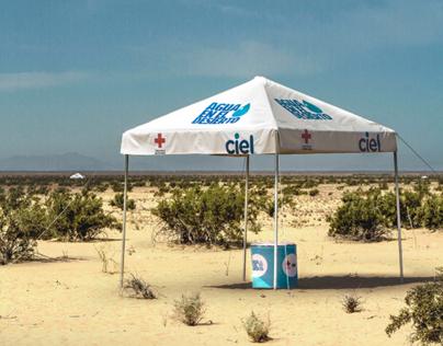 Red Cross México & Ciel - Water in the Desert
