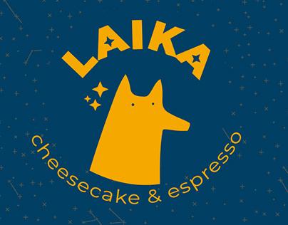Logo Laika Лого Лайка