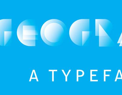 Geograde Typeface
