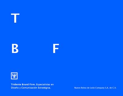 Tridente Brand Firm — Identidad 2016