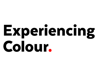 Experiencing Colour Design Instillation