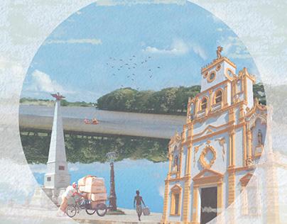 Collage Santa Cruz de Lorica