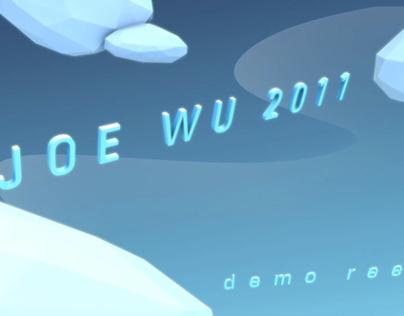 2011 Motion Design Reel