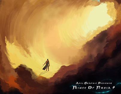 My Best illustration (PRINCE OF PERSIA 4)