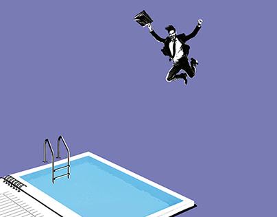 Bankia Lánzate a la piscina- Gregori Saavedra