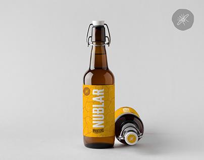 Nublar Amber Ale