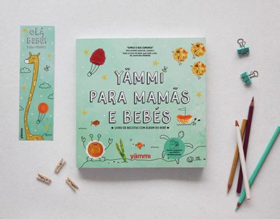 Yammi para Mamãs e Bebés (Cookbook)