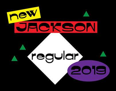 New Jackson Regular