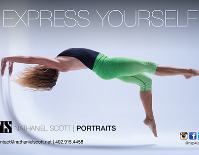 Express Yourself Promo Cards