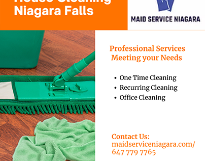 House Cleaning Niagara Falls