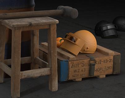 Spetsnaz Helmet