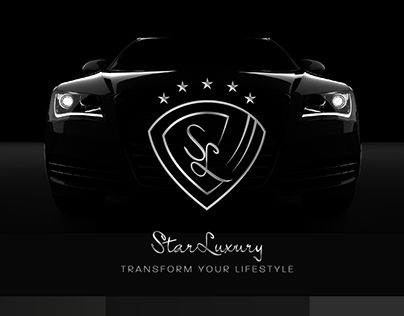 StarLuxury Logo Creation