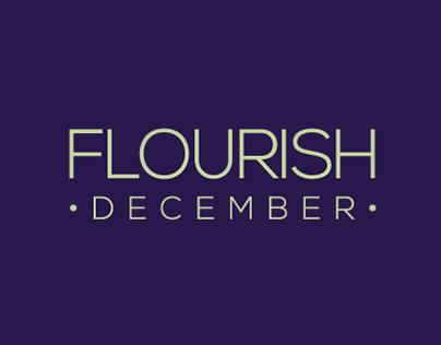Flourish December