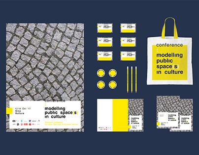 Modelling Public Space(s) in Culture