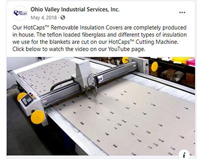 Social Media Posts - Ohio Valley Industrial Services